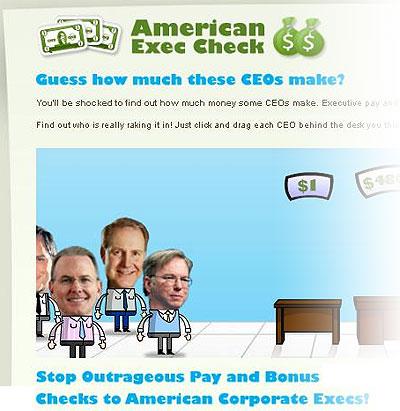 American Exec Check Bonus