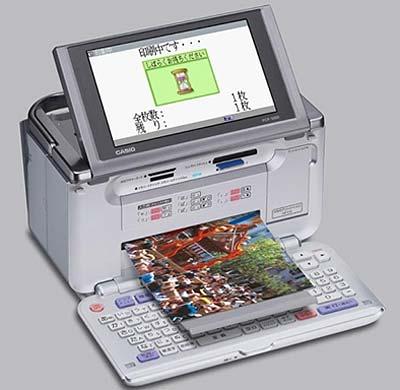 Casio PCP1000 and PCP-200