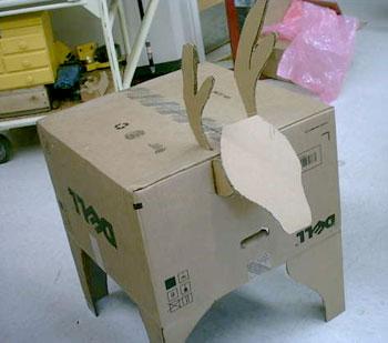 Computer carton