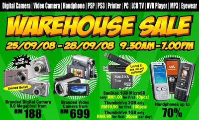 Fotomiani warehouse sale