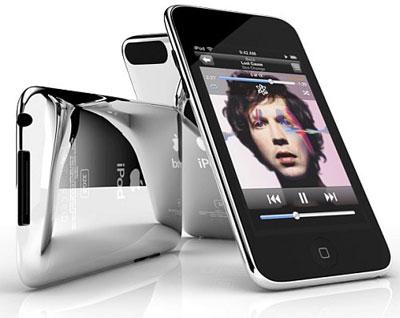 Thay màn hình, thay mặt kính iPod Touch Gen 2