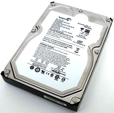 Brought a brand new internal 3 5 inch seagate barracuda 7200 11 drive