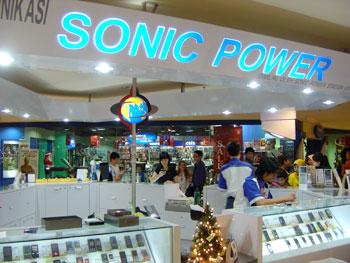Sonic Power