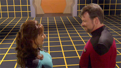 Star Trek holodeck