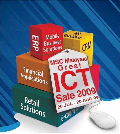 MSC Great ICT Sale 2009