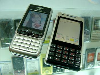 Nokia vs Sony Ericsson