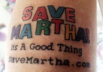 Save Martha