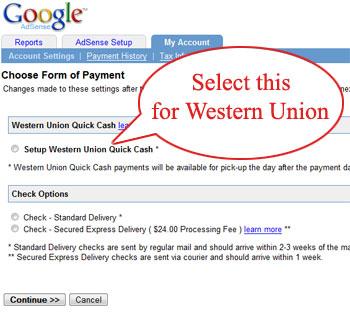 Weatern Union
